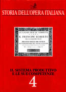 Storia dell'Opera Italiana Vol. 4