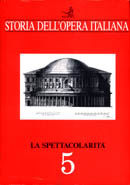 Storia dell'Opera Italiana Vol. 5