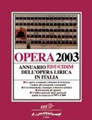 Opera 2003