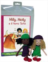 Milly, Molly e il toro Totò (cartonato)