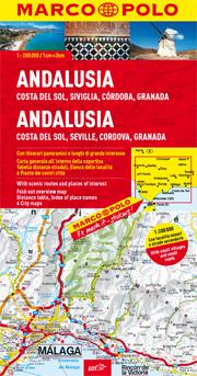 Andalusia, Costa del Sole, Siviglia, Córdoba, Granada