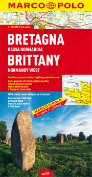 Bretagna, Bassa Normandia