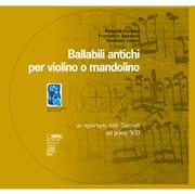Ballabili antichi per violino e mandolino