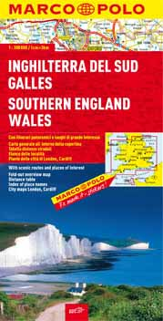 Inghilterra del Sud, Galles