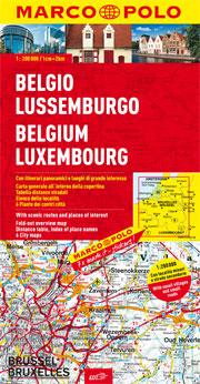 Belgio, Lussemburgo