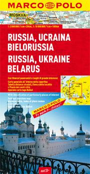 Russia, Ucraina, Bielorussia