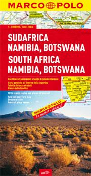 Sudafrica, Namibia, Botswana