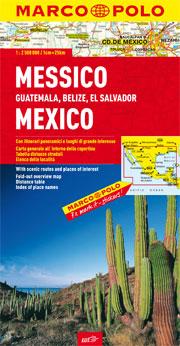 Messico, Guatemala, Belize, El Salvador