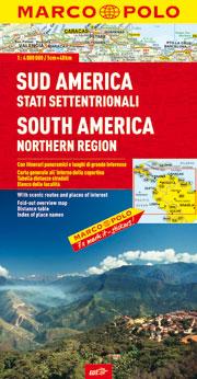 Sud America stati settentrionali