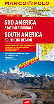 Sud America stati meridionali