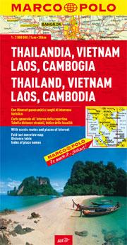 Thailandia, Vietnam, Laos, Cambogia